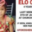 Missing 4 Year Old From Lagos Found In Benin Orphanage