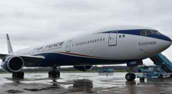 Air Peace Deploy Measures To Protect Passengers Against Coronavirus
