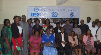 Photo News: Media Round Table At IPC, Sponsored By PEACETECH LAB