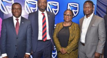 Experts Unlocks Future Work Template At Stanbic IBTC Bank Forum