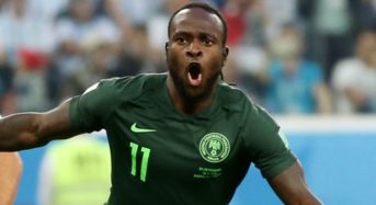 Victor Moses Announces Retirement From International Football