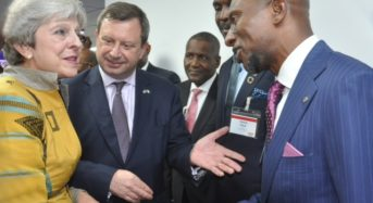 NSE Photo News: Business Networking Event Hosted by the British High Commission