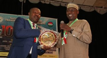 NUATE Honours SAHCOL Chairman With Philanthropic Award