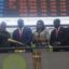 eTranzact's MD, Niyi Toluwalope, Beats NSE Closing Gong