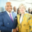 Photonews: Dr. ABC Orjiako met with the British Prime Minister, Theresa May during her meeting with business leaders in Lagos