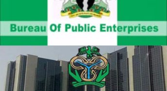 CBN, BPE Agree On Sale Of 12.4bn FG's Shares In NSPM