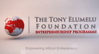 Tony Elumelu Foundation To Unveil World's Largest Digital Platform For  African