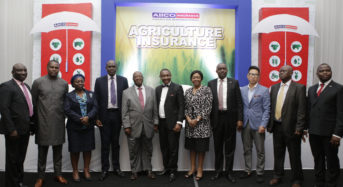 The Launching Of Its Agricultural Insurance
