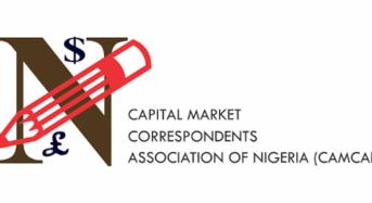Dangote Group, Zenith, Receives Award At Maiden CAMCAN Capital Market Performance Awards