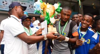 AFIFC: FBN FC pips SEC FC to Win 2018 CBN Cup