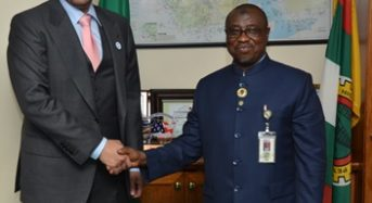 Russia Federation, UAE Partner NNPC For Oil, Gas Development