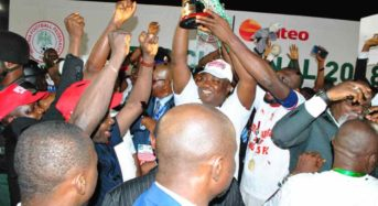 AITEO Cup Victory: Divine intervention, Enugu Rangers and the Asaba 'Miracle'