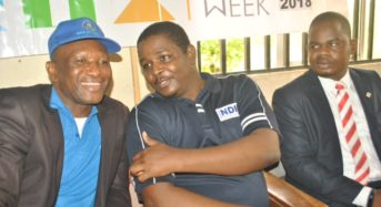 The Investor Week And Financial Inclusion Sensitization Programme In Abuja At The Weekend.
