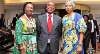 At 2nd African Women in Maritime (WIMAFRICA) Continental Conference / Annual General Meeting In Lagos.
