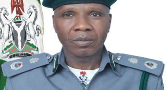 Customs Arrests 4 Armed Robbery Suspects
