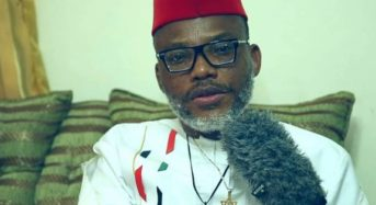 Why ECOWAS Court Threw Out Nnamdi Kanu, IPOB Leader's Suit