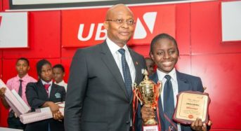 Winner Of UBA National Essay Competition To Receive N2 Million ..As Entries Begins To Pour In