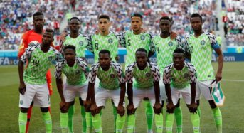 2019 Afcon Qualifiers: Super Eagles Arrive Tunisia Ahead Of Libya 2Nd Leg Clash