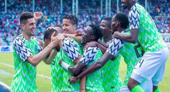 Rohr names Musa, Ighalo, 21 others for South Africa, Uganda matches