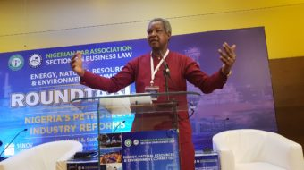 Photos From The Nigerian Bar Association (NBA) Roundtable On Petroleum Industry Reforms