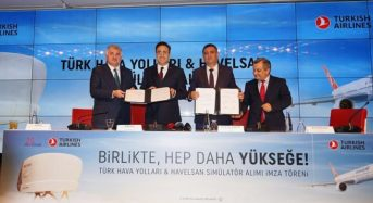 Turkish Airlines Signs Deal With HAVELSAN To Receive Flight Simulators That Support Pilot Training