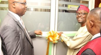Commissioning Of The NSE Media Lounge In Lagos