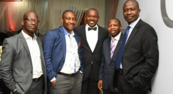 Faces at send-forth party for out-going Managing Director/CEO, Law Union & Rock Insurance, Jide Orimolade