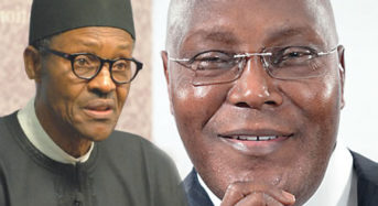Atiku Challenges Buhari On Debate