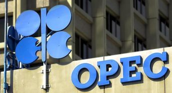 Oil Prices Steadies On OPEC Planned Production Cut  ..Brent Crude Gains 6 Cent To $72.13 Per Barrel