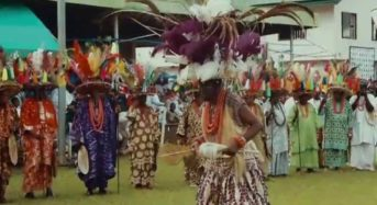 Enugwu-Agidi Community Hosts Ofala Festival Today