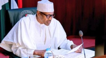 Buhari Observe Contradictions In Two Bills Sent To Him