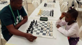 Six Year Old Chess Player Chases Gold At National Sports Festival