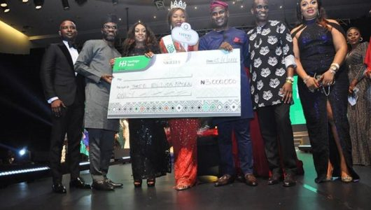 Heritage Bank Promotes Culture, As Winner Emerges At 42ndEdition Of Miss Nigeria
