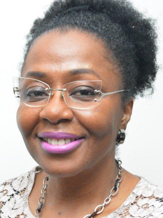 Image result for Managing Director of Nigerian Aviation Handling Company (NAHCO) Plc, Mrs. Olatokunbo Fagbemi