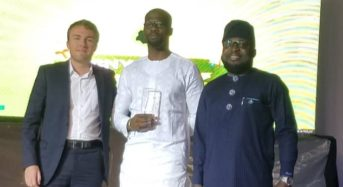 """Heritage Bank Bags Award For Improving """"Young Business Owners In Nigeria"""""""