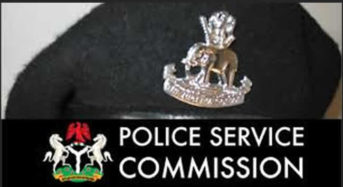 PSC Gives Assent To Promotion Of 239Police Officers