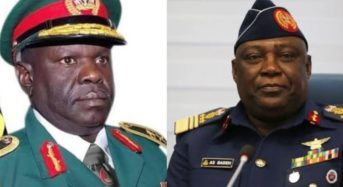Badeh, Alkali's Murder Meant To Hide Corruption In The Military–ISSA Report
