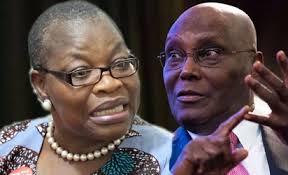 2019: Atiku, Ezekwesili Agrees To Endorse Peace Accord