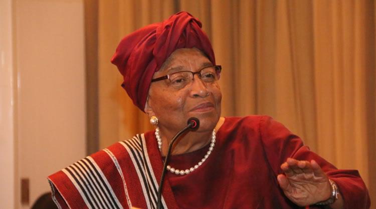 Johnson- Sirleaf Counsels Nigerian Women On Development ...Receives WISCAR  Award - Oriental News Nigeria