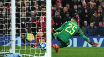 Salah's Goal Send Liverpool Into Last 16 In Champions League