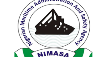 NIMASA To Release 2019-2020 Nigeria Maritime Industry Forecast