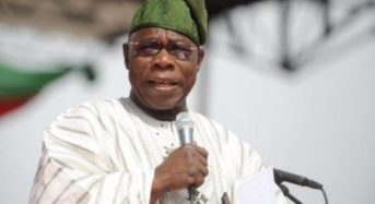Obasanjo Asks DR Congo To Invest In Agriculture To Cut Africa's $50Bn Food Import Bill