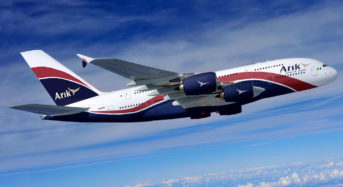 Arik Air Returns To Asaba Route  …..Increases Frequency To Owerri