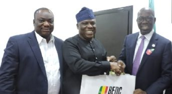 Power Supply Back In Igbokoda As Osinbajo Commissions BEDC, NDPHC Restoration Project