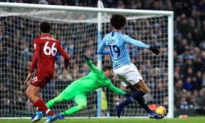 Man City Rekindles Title Hope, Beats Liverpool 2-1