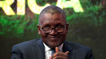Dangote Identifies Maritime As Key To Strengthening Nigeria's Economy