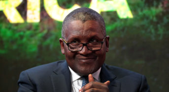 Dangote Identifies Maritime As Key To Strengthening Nigeria's Economy
