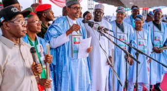 Nigeria Airways Pensioners Supports Buhari's Presidential Ambition