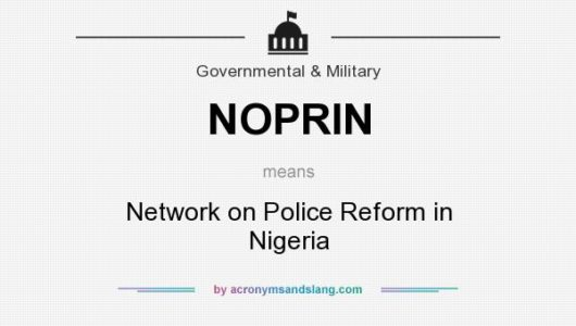 NOPRIN Releases 72 Cases Of Police Alleged Extrajudicial Executions