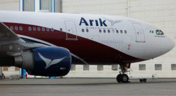 Arik Air Apologises For Flight Disruptions